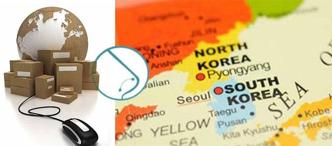 Nose Secret begins delivery to South Korea!