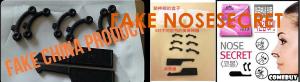 FAKE-NOSESECRET--BE-aware