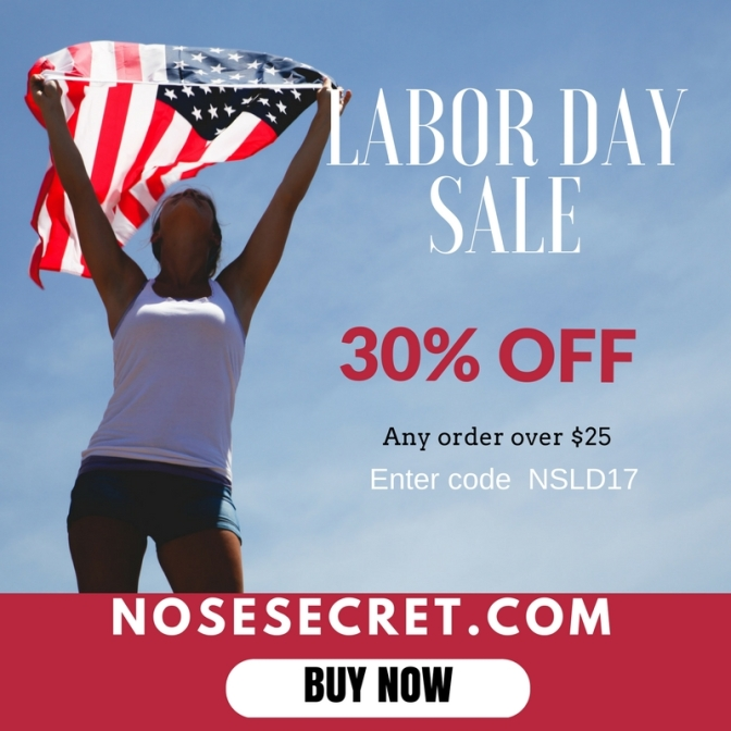 Labor Day Sale 30% OFF any order over $25